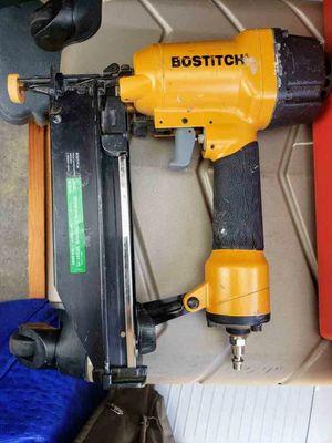 Bostitch Finish Nail Gun for Sale in Salem, MA