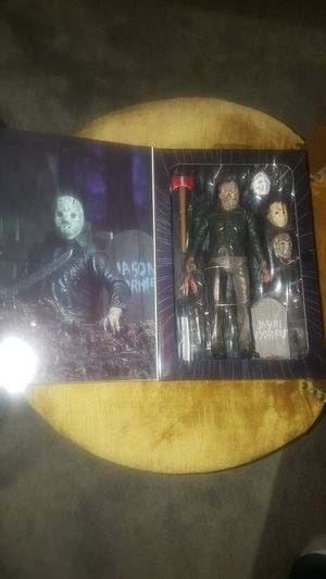 Friday the 13th action figure collectibles for Sale in Waterbury, CT