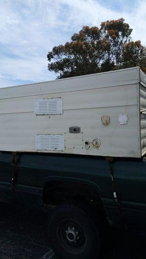 Slide in truck bed camper for Sale in Arroyo Grande, CA