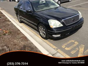 2002 Lexus LS 430 for Sale in Tacoma, WA
