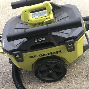 ryobi 18v 6gal vacuum for Sale in Kissimmee, FL