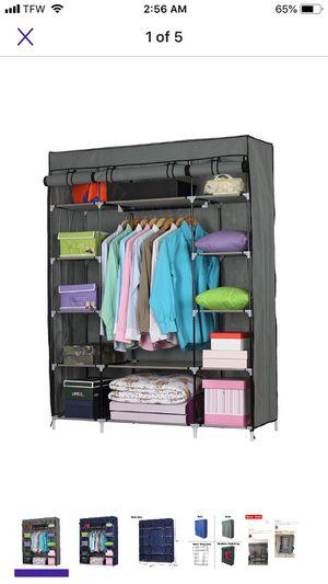 Modern wardrobe kit for Sale in Nazareth, PA