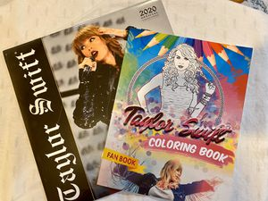 NWT! Taylor Swift 2020 Calendar & coloring book for Sale in Newton, MA