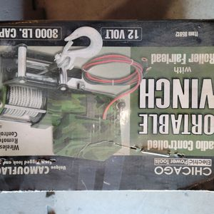 2500 Winch for Sale in Poway, CA