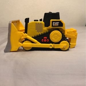 Caterpillar Toy Bulldozer With Realistic Sounds And Lights for Sale in Montebello, CA