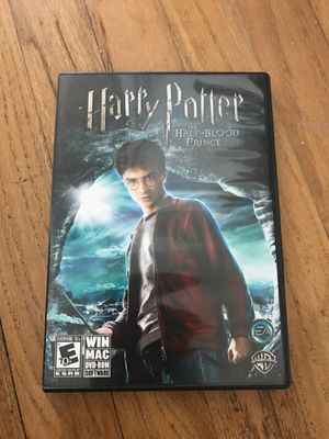 Harry Potter computer game for Sale in San Diego, CA