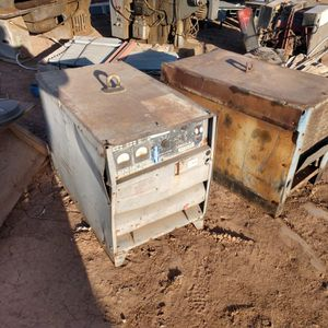 Lincoln Welders Electric For Parts I'm Selling Them By One Two Or Three for Sale in Phoenix, AZ