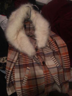 Bomb woman's pea coat medium for Sale in Washington, DC