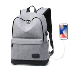 Laptop Backpack Travel Backpack Waterproof School Backpack for 15.6inch Laptops with USB Charging Port for Sale in Pomona, CA
