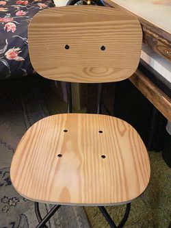 Wooden Desk Chair For Office for Sale in Portland,  OR