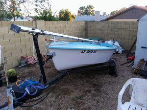SAILBOAT 14 ft Manta for Sale in Glendale, AZ