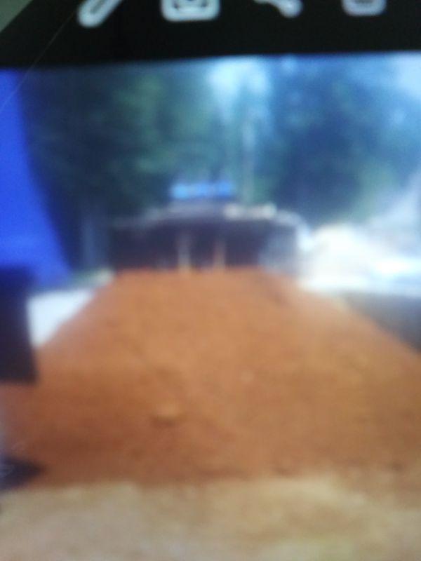 Free dirt in Woodbridge area