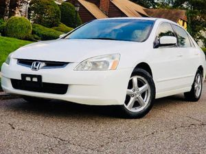 2005 Honda Accord EXL for Sale in Washington, DC