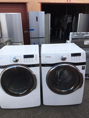 Samsung washer and electric ⚡️ dryer set for Sale in San Leandro, CA
