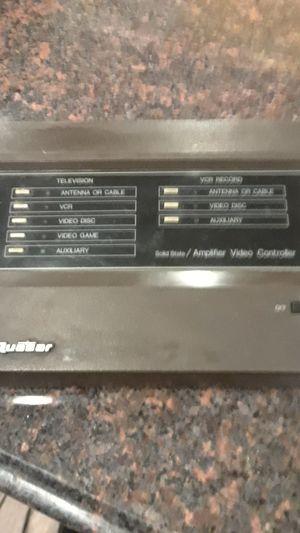 Quasar amplifier video for Sale in Hesperia, CA