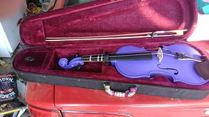 Purple violin for beginners for Sale in Arvada, CO