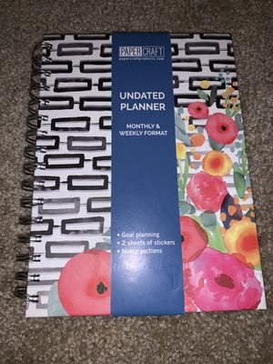 Planner for Sale in St. Louis, MO