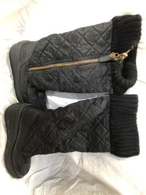 Juicy Couture Quilted wedged Boot for Sale in Waldorf, MD