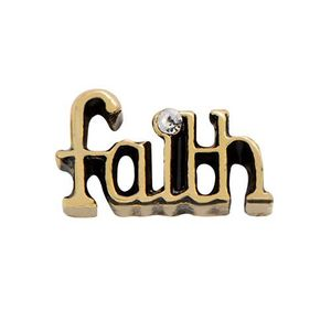 Faith Charm to put in a locket for Sale in Spokane, WA