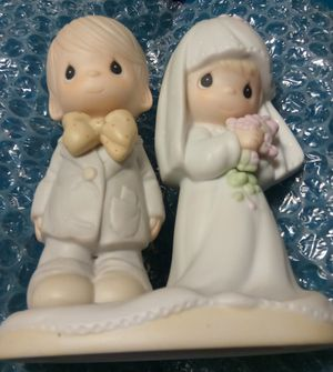 Precious Moments Bride and Groom for Sale in Murray, UT