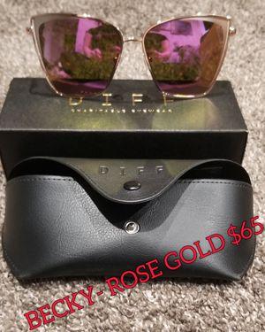 DIFF sunglasses. Brand new! for Sale in Lisle, IL
