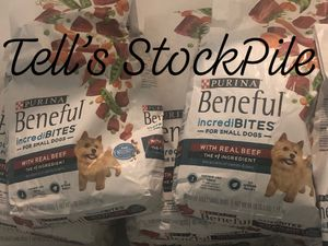 Dog Food (Beneful, Blue Dog & Dog Toys) for Sale in Dover, FL