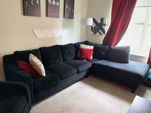 Black Sectional for Sale in Revere, MA