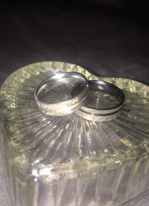 2 Comfort relationship bands for Sale in Oklahoma City, OK