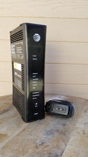 ATT U-Verse WiFi modem / router for Sale in Lynwood, CA