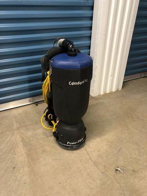 Powr Flite vacuum back packs for Sale in Trenton, NJ