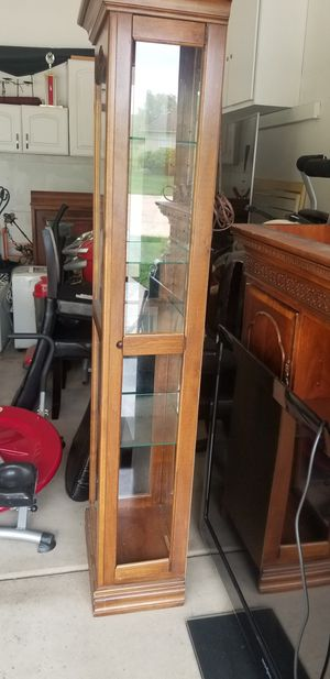 Captain with shelves and lights for Sale in Utica, MI