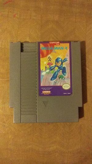 Mega Man 4 NES for Sale in Santa Ana, CA
