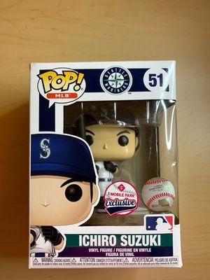 Ichiro Suzuki T-Mobile Park exclusive figurine for Sale in Seattle, WA