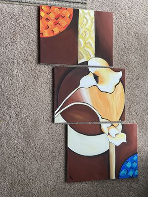 Hand made canvas painting for Sale in St. Peters, MO