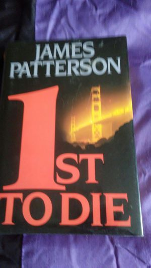James Patterson. Books for Sale in Fort Fairfield, ME