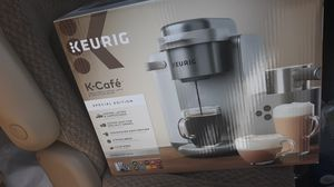 Brand new never used still in box Keurig k-cafe for Sale in Sumner, WA