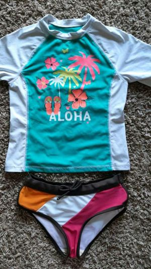 Kids 6x - 2 piece swimsuit for Sale in Sioux Falls, SD