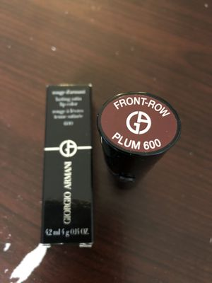Giorgio Armani Rouge D'Armani-Plum 600 for Sale in Hoboken, NY