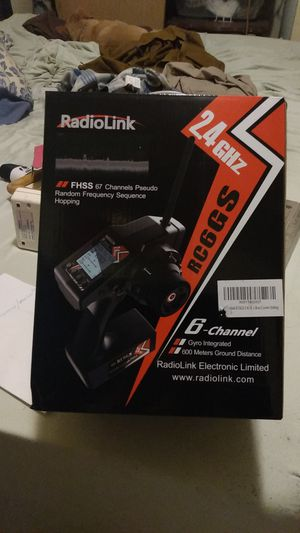 RadioLink 6 channel RC6GS for Sale in Federal Way, WA