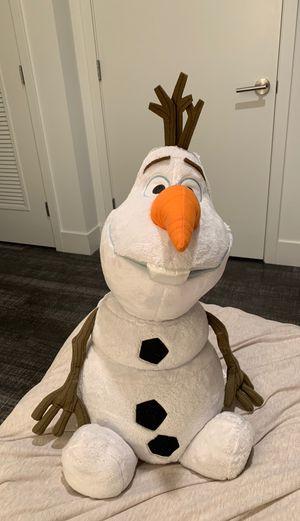 Disney Olaf Plush Toy for Sale in Los Angeles, CA