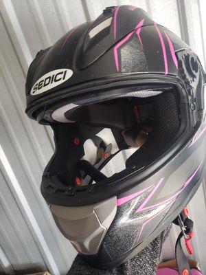 XS women's Sedici Motorcycle Helmet for Sale in Tulsa, OK