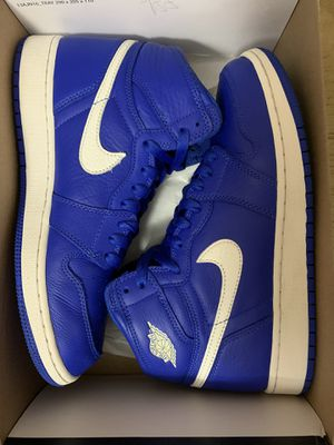 Air Jordan 1 hyper Royal sz 7 for Sale in Medley, FL