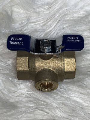 "Freeze Tolerant 3/4"" PVB Ball Valve New for Sale in Thornton, CO"
