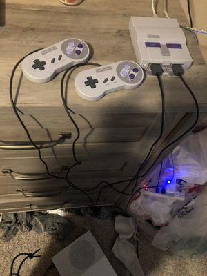 Super Nintendo Entertainment System for Sale in Moreno Valley, CA