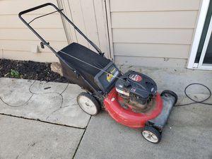 Gas 190cc lawn mower yard machine for Sale in Sacramento, CA
