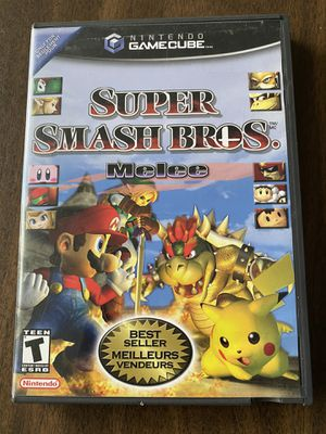 Super Smash Bros. Melee for Sale in Seattle, WA