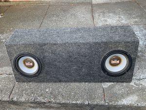 Subwoofer Eliminator for Sale in San Francisco, CA