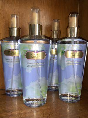 Victoria's Secret Secret Charm Fragrance Mist for Sale in Meriden, CT