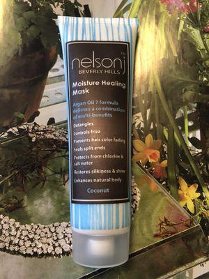 Moisture Healing Hair Mask   Nelson J Beverly Hills   NEW for Sale in Harrisonburg, VA