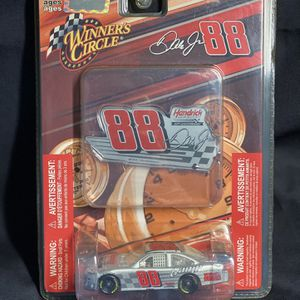Dale Earnhardt 88 Nascar Toy Car/ Winners Circle/ Hot Wheels/ Matchbox/ Collectiable for Sale in Alexandria, VA
